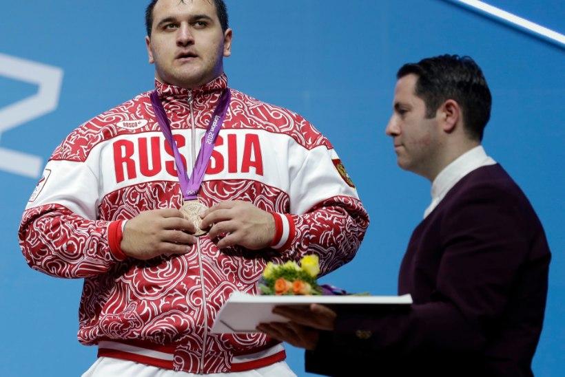 HULL LUGU! Dopinguga on vahele jäänud juba 37 Venemaa tõstjat