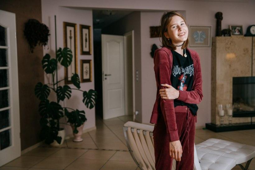 """Aastaid tütre anoreksiaga võidelnud ema: """"Küll tuleme sellest välja!"""""""