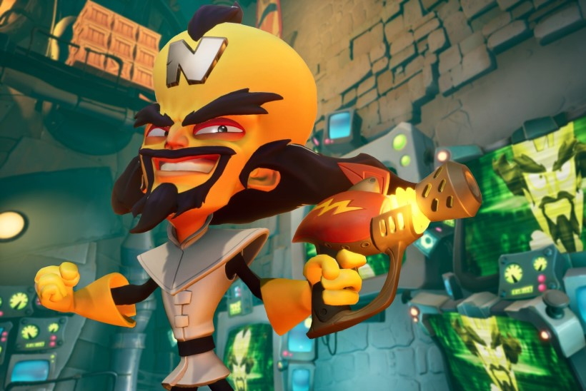 """MULJED: """"Crash Bandicoot 4"""" tuletab meelde, et aastaid tagasi olid videomängud tunduvalt raskemad"""