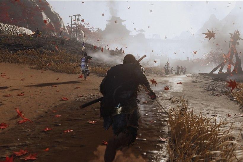 """""""Ghost of Tsushima"""" saab peagi uuenduse, mis peaks olema iga videomängu jaoks kohustuslik!"""