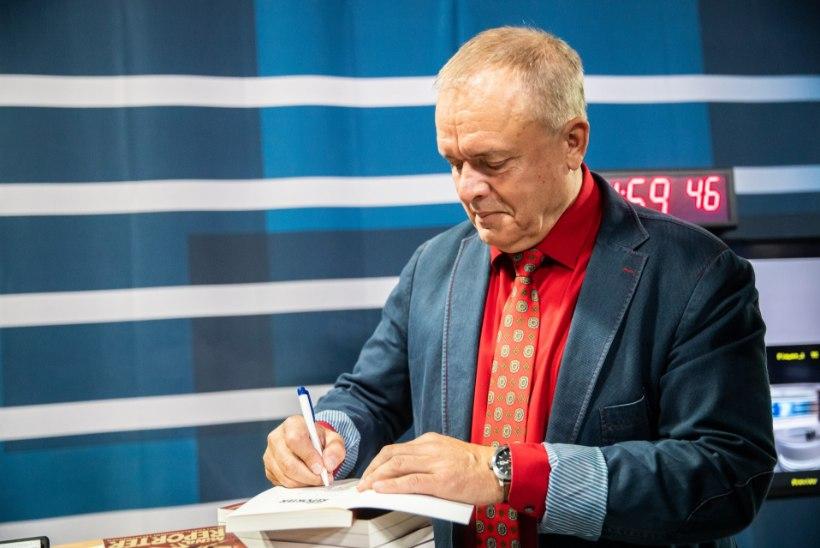 GALERII |Allan Muuk avaldas teletöö telgitagustest raamatu: on oht, et mõni inimene saab pahaseks