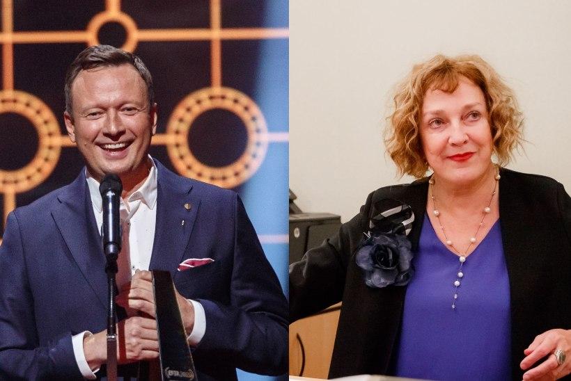 VIDEO | Marko Reikop sai tele-eetris kingituse, mis pani Maire Aunaste ehmatusest kiljuma