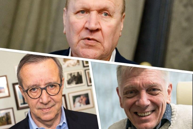 Siseminister Mart Helme plaanib Indrek Tarandi ja Toomas Hendrik Ilvese kohtusse kaevata