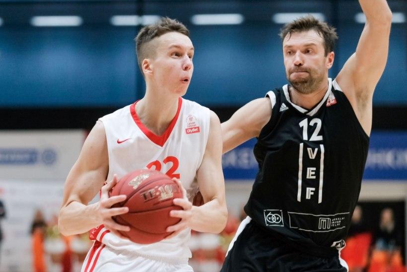 Koroona keeras Eesti-Läti korvpalli ühisliiga pea peale