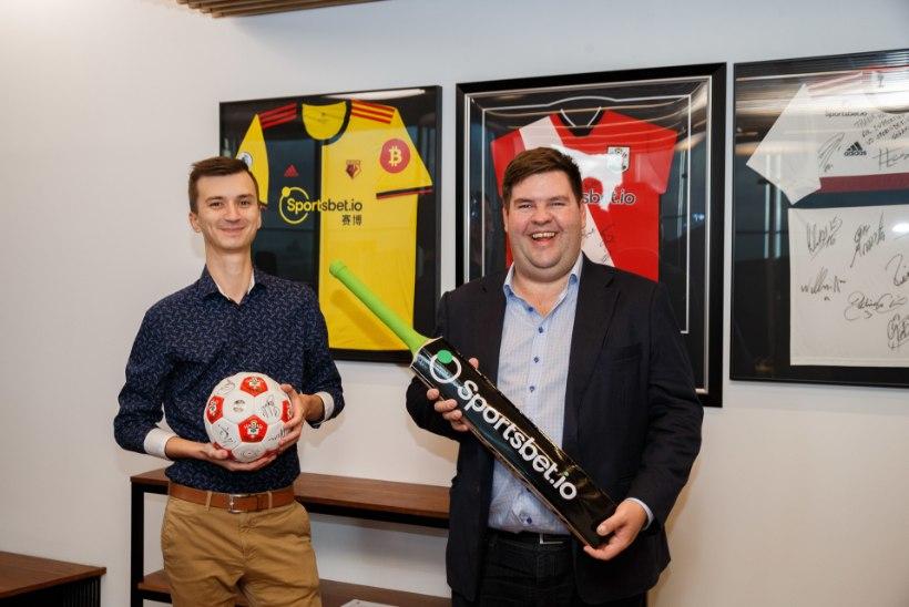 ÕHTULEHE EKSKLUSIIV | Eestist juhitav firma on Inglismaa suurklubide särgisponsor, Tiskresse ehitatakse ennenägematut spordikompleksi