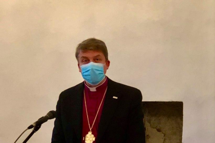 Peapiiskop Urmas Viilma on eneseisolatsioonis