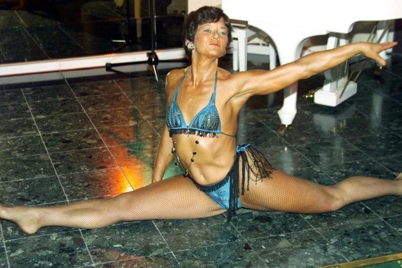 UNUSTUSEHÕLMAS MINEVIKUTÄHED | Kulturismiäss Merike Madar võistles monstrumitega, kes süstisid, võtsid ööpäevas 82 tabletti ja raseerisid rinnaesist