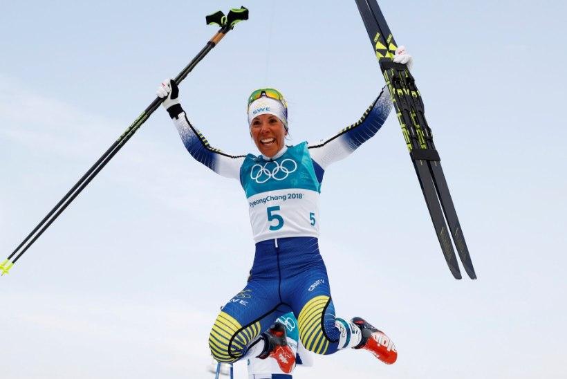 Kolmekordsel olümpiavõitjal diagnoositi koroonaviirus