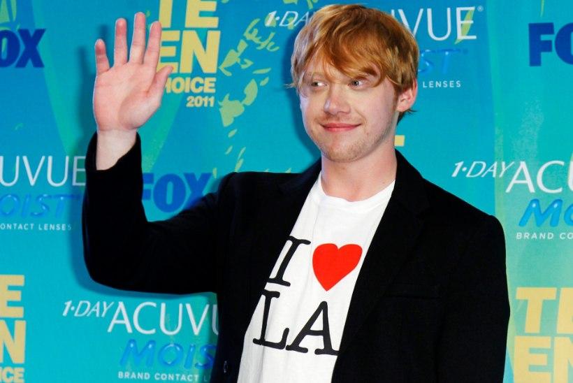 Potteri-täht Rupert Grint pani tütrele ülimalt erilise nime