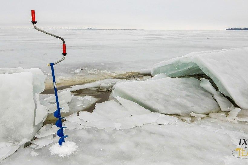Talvise kirptirgupüügi meistriklass I osa | Mõnus kalapüük algab õigest riietusest