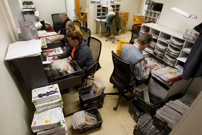 Eesti Post tunnistab: peame postkontoreid sulgema, sest suur osa töötajatest on eneseisolatsioonis