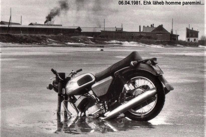 Veterankalamees Katenevi päevikud 1981: võimsad saagid Peipsilt