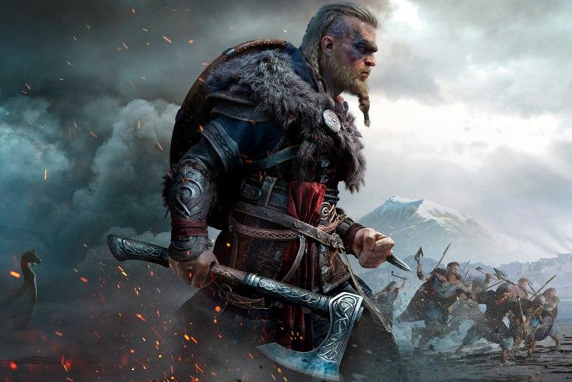 """Ubisofti suurteos """"Assassin's Creed Valhalla"""" purustas juba esimese 24 tunni jooksul rekordi"""