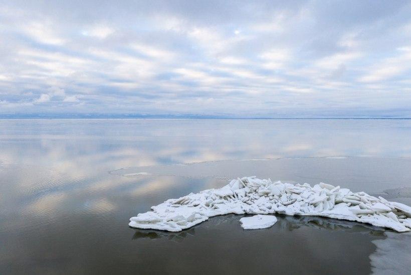 Miks meie meri ei taha enam jäätuda?