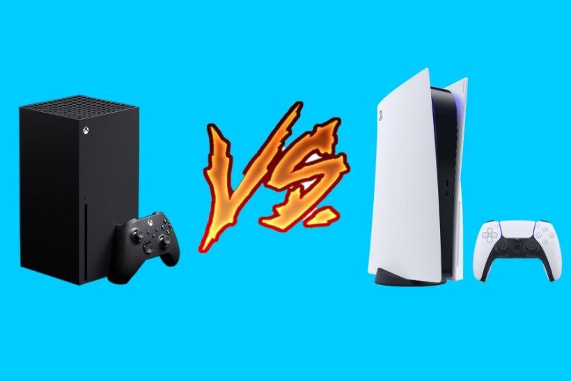 PLAYSTATION 5 VS XBOX SERIES X: kumb konsool jääb peale? Esimene lahing on peetud!