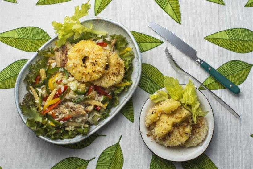MAITSEPLAHVATUS! Jambalaya-salat