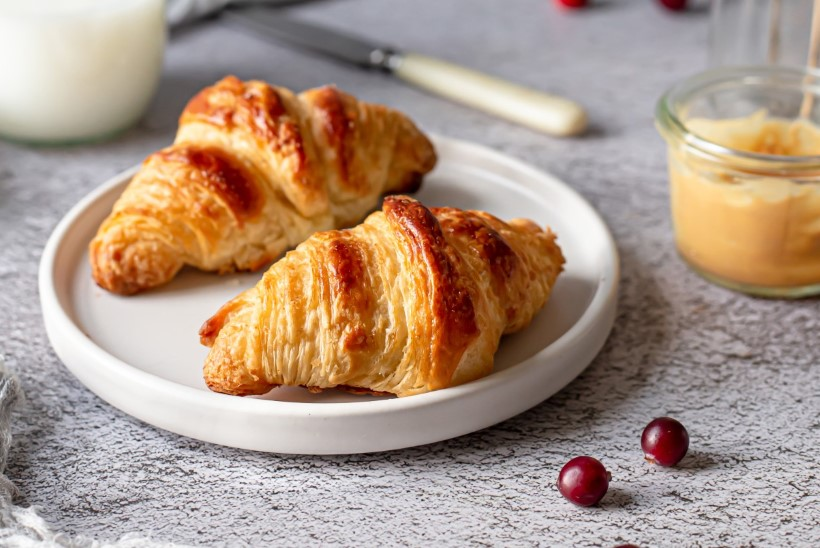 SAMM-SAMMULT | Võised croissant'id on valmistamisvaeva väärt