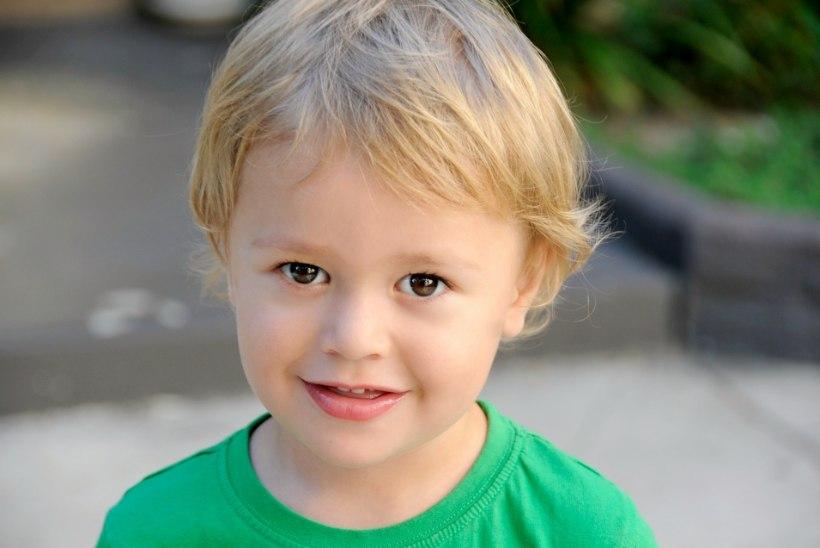Lapse käitumine annab aimu tema tuleviku armuelust