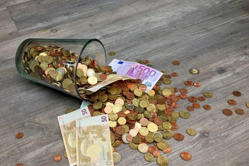 TEE ÄRA! Lihtne nipp, kuidas aastaga täpselt 1378 eurot koguda