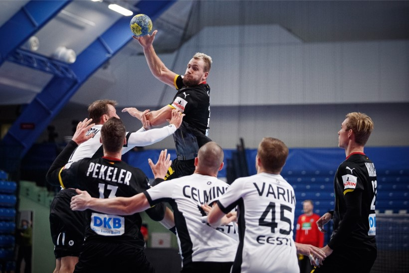 Kaks Eesti käsipallikoondislast on nakatunud koroonaviirusega