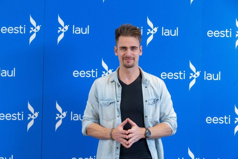 """""""EESTI LAUL""""   ÕL VIDEO   Uku Suviste: uus võistluslugu on värskem, kaasaegsem ja müstilisem"""