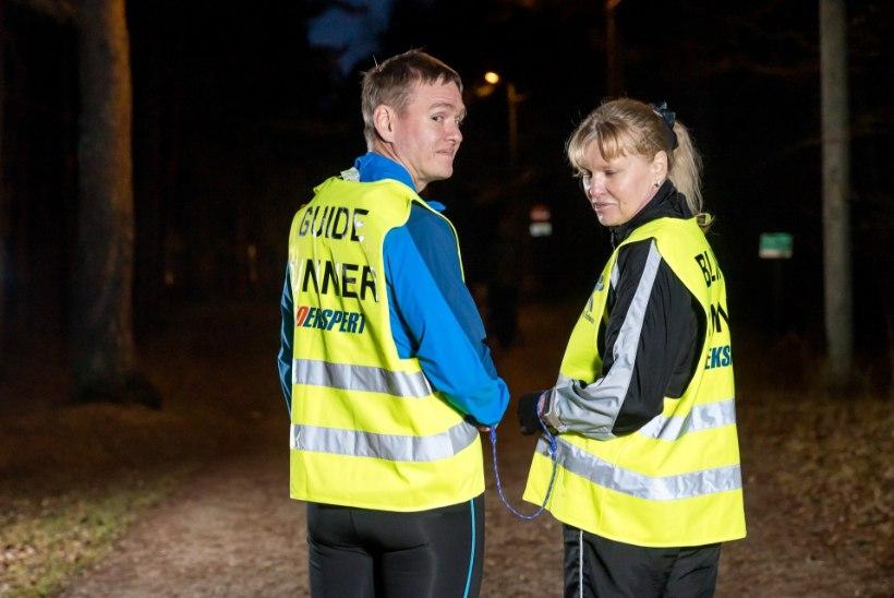 Nägemispuudega inimestele jooksusilmadeks – väärt algatus, mis aitab jooksuga tegeleda ka vaegnägijatel