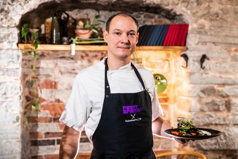 METSIKULT TERVISLIK ULUKILIHA | Restorani Rataskaevu 16 peakokk õpetab tegema karuburksi ja põdrapõrksi