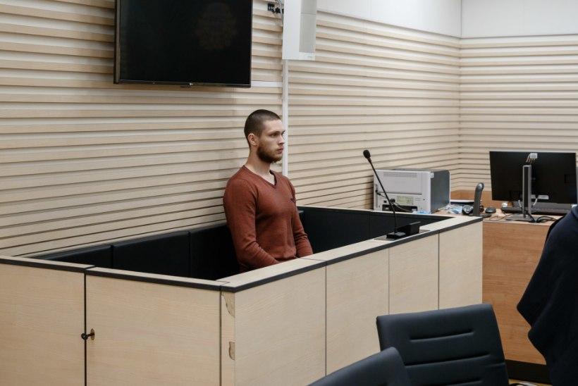 Politseinikest üle sõitnud 25aastane Daniil: arvasin, et nad on bandiidid, kes tahavad mu kokaiini