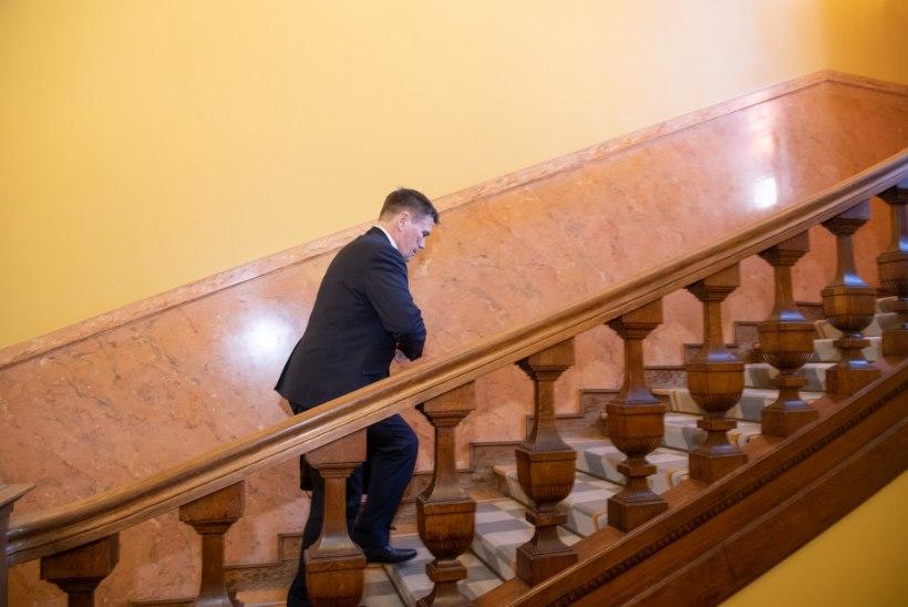 Tulevane siseminister Alar Laneman: mina soovitasin portfelli anda Leo Kunnasele