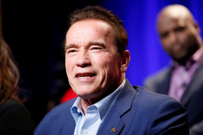 Schwarzenegger hakkab mängima spioonisarjas
