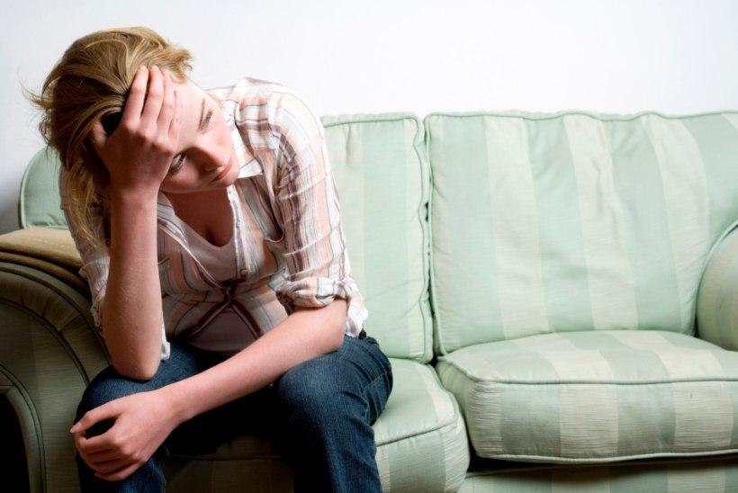 ÄREVUS JA DEPRESSIOON: koroonast tervenenuid ähvardavad vaimse tervise häired