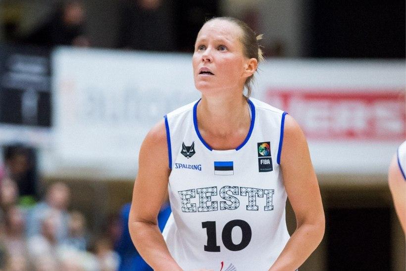 VIDEO | Eesti korvpallinaiskond mängis edu maha ja sai EM-valiksarjas valusa kaotuse