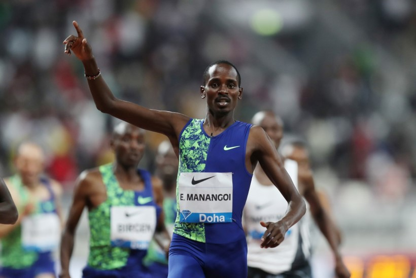 Keenialasest maailmameister sai võistluskeelu ning jääb olümpialt kõrvale