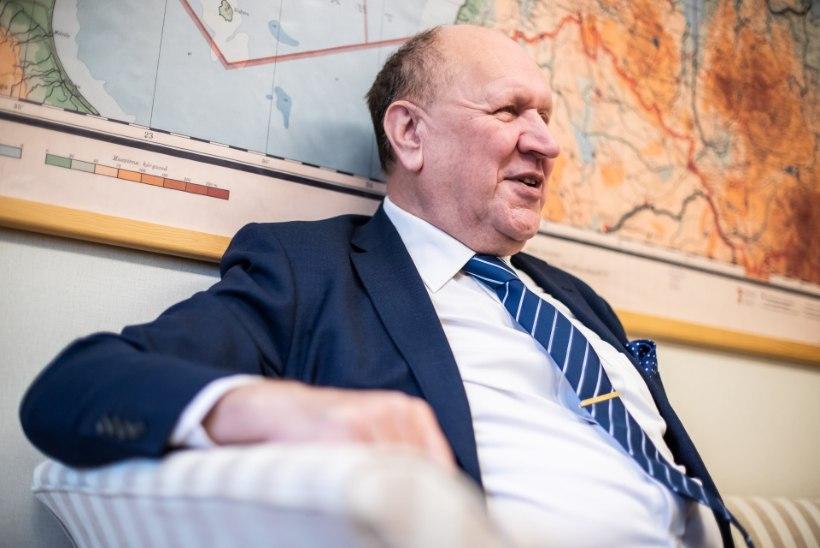 """""""Räägime asjast""""   Mart Helme: lahkusin siseministeeriumist, sest minu töö sai tehtud"""