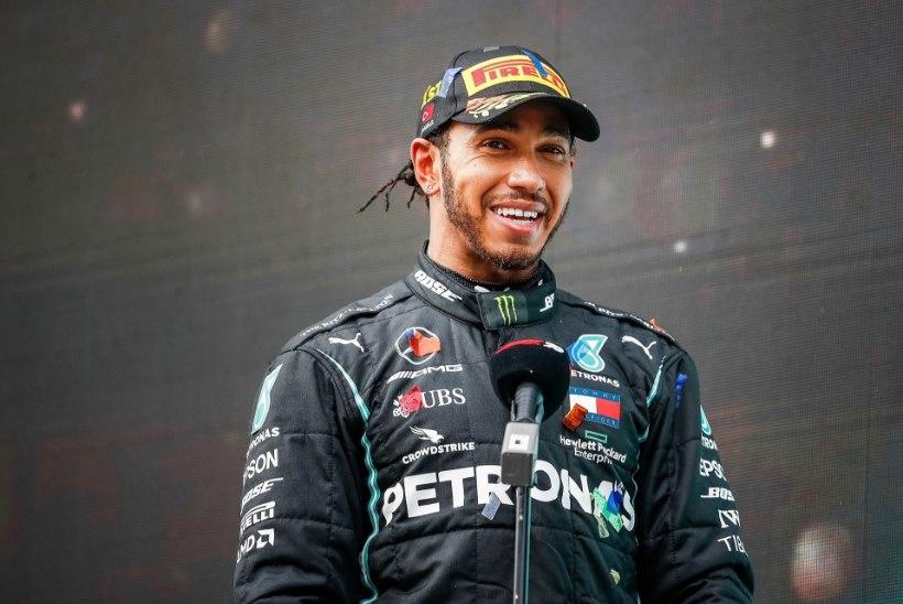 Rikaste valgete spordiala valitseja Lewis Hamiltoni uhke, ent üksildane teekond
