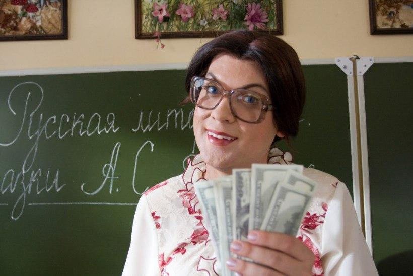 """Sari ainult huumorimeelsetele –  """"Наша Russia"""""""