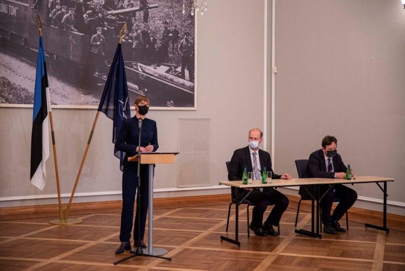 President lükkas Mart ja Martin Helme etteheited ümber: Eesti e-valimised on turvalised