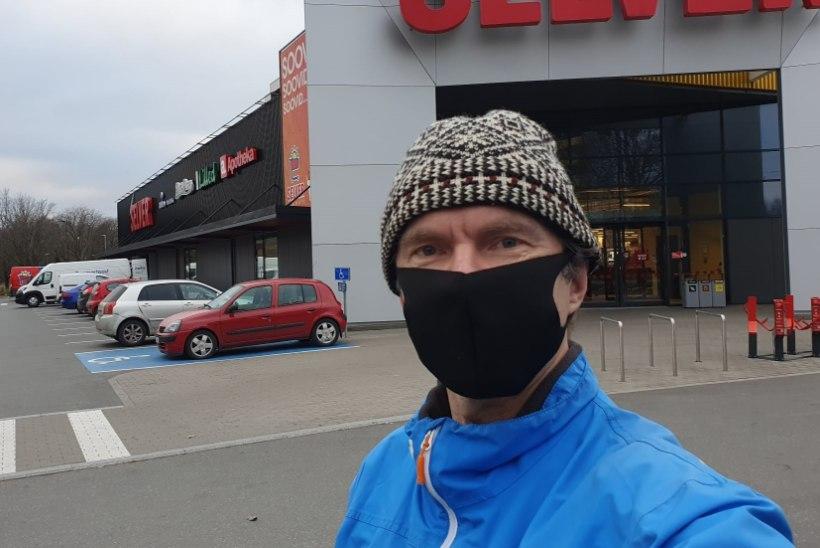 Perearst Madis Veskimägi on mures: küsisin, miks te ei kanna maske? Selle peale kehitati õlgu