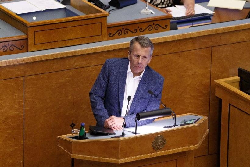 Jürgen Ligi: ametnikud on Repsi heaks väga isiklikult töötanud, aga tema neid vallandanud