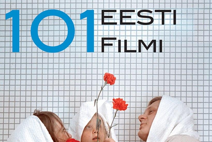 Tristan Priimäe raamat tutvustab eesti filmiajalugu