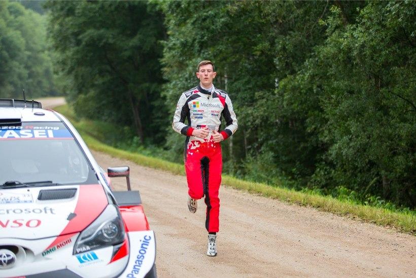 Elfyn Evans: Hyundail on enne Monza rallit üks eelis