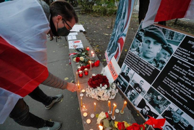 Meedia: Valgevene hokiliidu president osales surmaga lõppenud rünnakus, Läti kehtestas mehele sissesõidukeelu