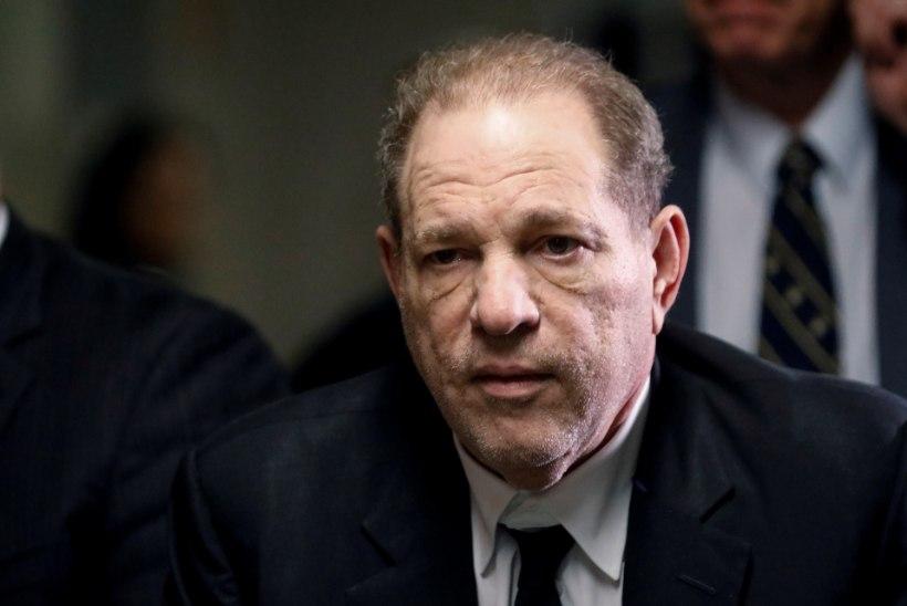 KOROONA? Harvey Weinstein haigestus vanglas