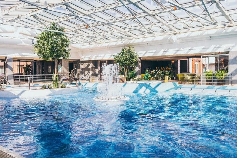 Puhkus V Spaahotellis on justkui imeliselt lõõgastav reis paradiisisaarele