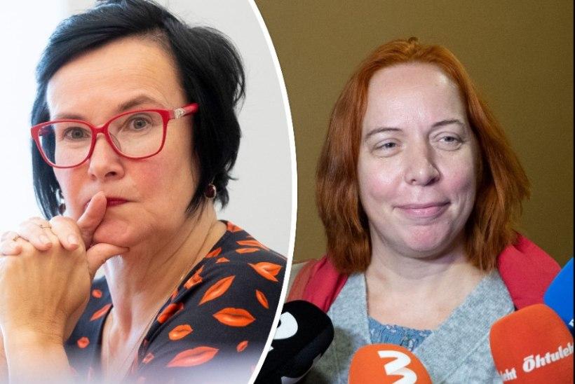 Katri Raik: haridusminister Mailis Repsi erasõidud ametiautoga Eesti poliitikale au ei tee