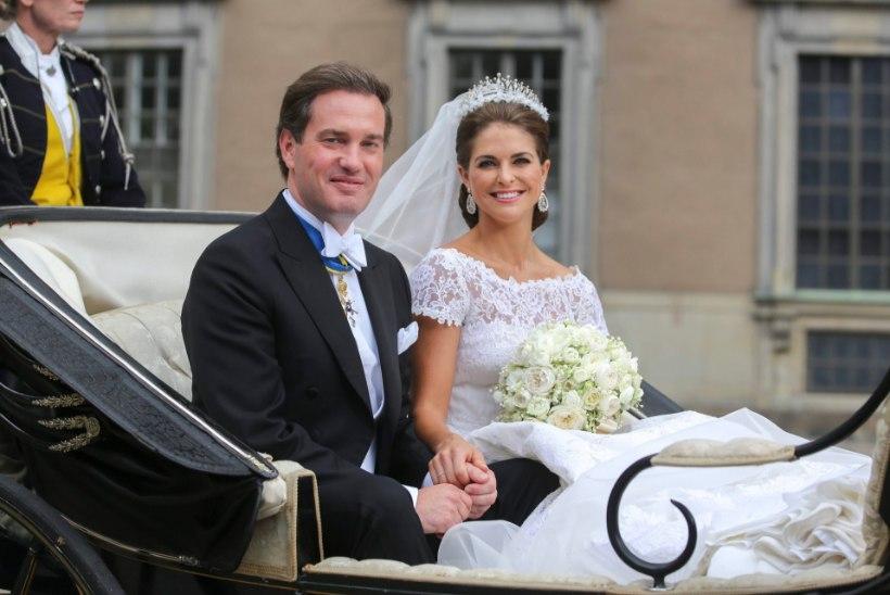 Rootsi printsess Madeleine loobub oma jõulutraditsioonist
