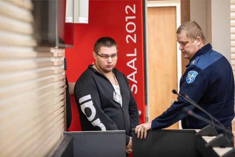 Ohvrit 14 korral pussitanud narkodiiler sai karistuse