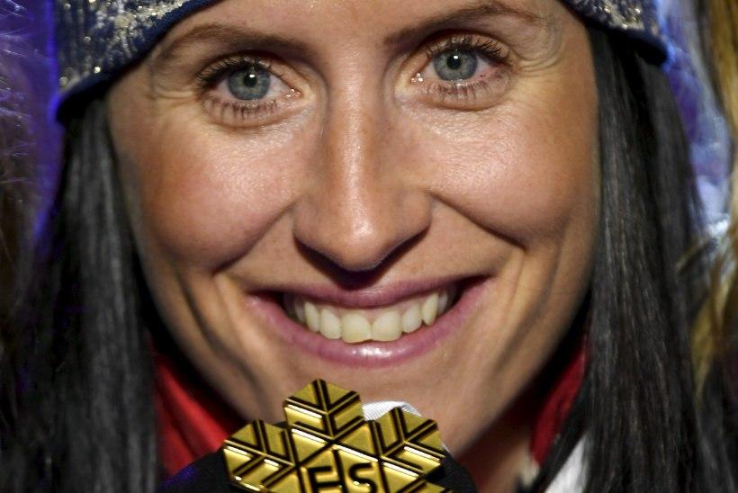 Legendaarne Marit Bjørgen on dopingureeglitega jännis