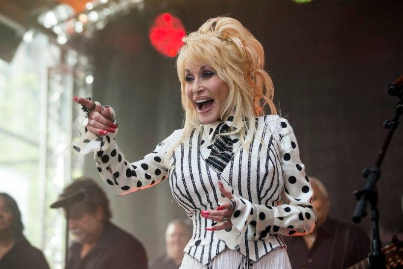 Dolly Parton on 95protsendise efektiivsusega koroonavaktsiini üks rahastajaid