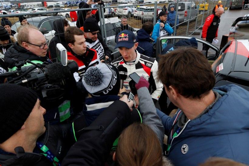 Mainekas ralliportaal: salajane allikas avaldas WRC sarja kohta superuudise